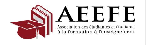 Association des étudiantes et étudiants à la formation à l'enseignement (AEEFE)